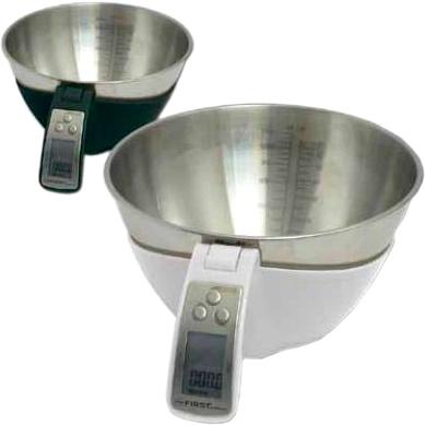 Кухонные весы FIRST Austria FA-6404-2 - общий вид