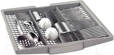 Посудомоечная машина Bosch SMV47L10RU - полка для столовых приборов
