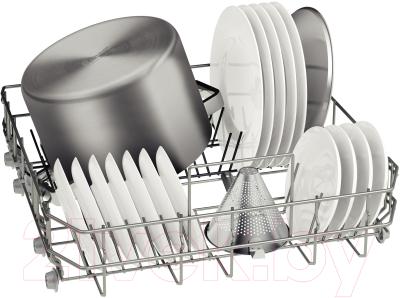 Посудомоечная машина Bosch SMV47L10RU - корзина для посуды