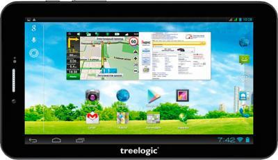 Планшет Treelogic Gravis 721 3G GPS - общий вид
