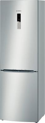 Холодильник с морозильником Bosch KGN36VI11R - общий вид