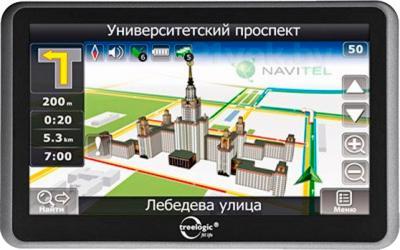 GPS навигатор Treelogic TL-7005BGF AV 4GB - общий вид