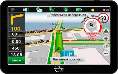 GPS навигатор Treelogic TL-7002BGF AV 4GB - общий вид