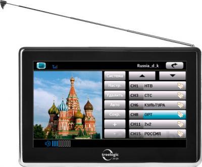 GPS навигатор Treelogic TL-5017BGF AV ATV 4GB - общий вид