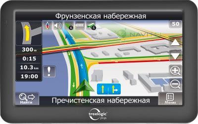 GPS навигатор Treelogic TL-5011BGF AV 4GB - общий вид