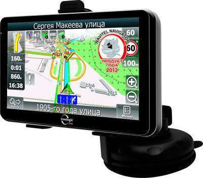 GPS навигатор Treelogic TL-5008BGF AV 4GB - с креплением