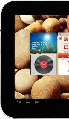 Планшет Lenovo IdeaTab S6000 3G (59368581) - экран IPS