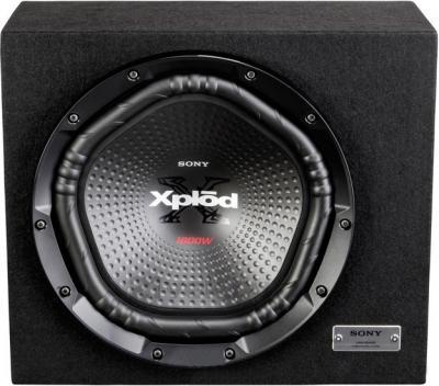 Корпусной пассивный сабвуфер Sony XS-NW1202E - общий вид