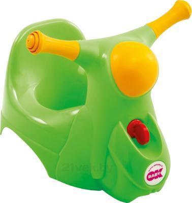 Детский горшок Ok Baby Скутер 822/44 - общий вид