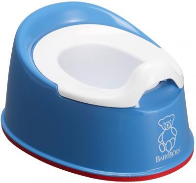 Детский горшок BabyBjorn Smart 0510.15 (Blue) - общий вид