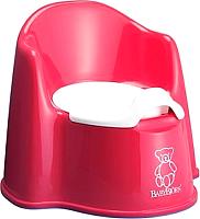 Детский горшок BabyBjorn 0551.05 (Red) -