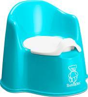 Детский горшок BabyBjorn 0551.13 (Turquoise) -