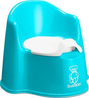Детский горшок BabyBjorn 0551.13 (Turquoise) - общий вид