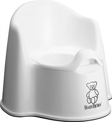 Детский горшок BabyBjorn 0551.21 (White) - общий вид