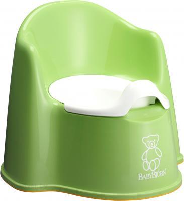 Детский горшок BabyBjorn 0551.62 (Green) - общий вид