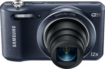 Компактный фотоаппарат Samsung WB35F (EC-WB35FZBPBRU, Black) - общий вид