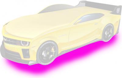 Подсветка для кровати-машины МебеЛев DeamLED Chameleon - общий вид