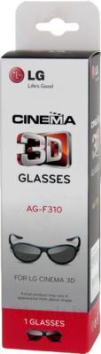 Очки 3D LG AG-F310 - упаковка
