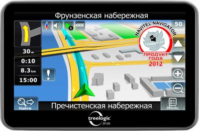 GPS навигатор Treelogic TL-431 4Gb - общий вид