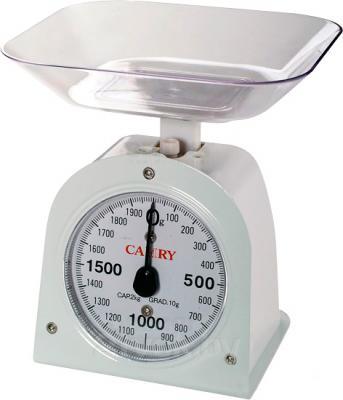 Кухонные весы Camry KCQ - общий вид