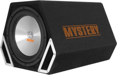 Корпусной активный сабвуфер Mystery MTB-309A - общий вид