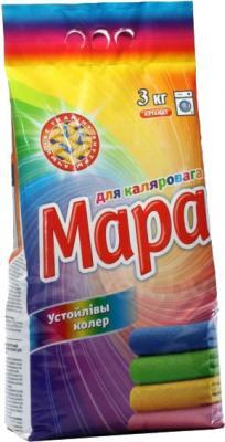 Стиральный порошок Мара Для цветного (3кг) - общий вид