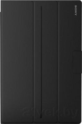 Чехол для планшета Sony SCR-12ROW (черный) - общий вид