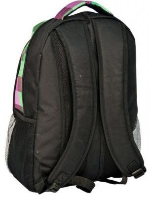 Рюкзак городской Paso 12-A020 - вид сзади