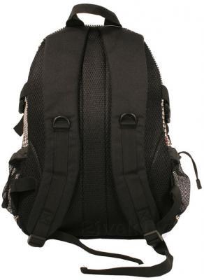 Рюкзак городской Paso 81-616А - вид сзади