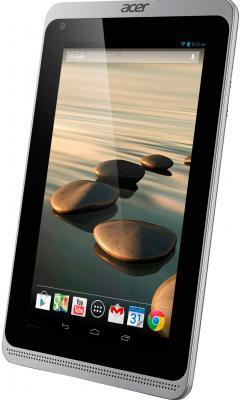 Планшет Acer B1-721-83121G01nki (NT.L3QEE.001) - вполоборота