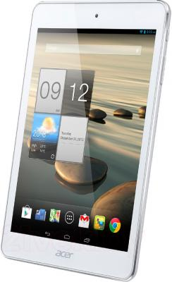 Планшет Acer A1-830-25601G01nsw (NT.L3WEE.004) - вполоборота