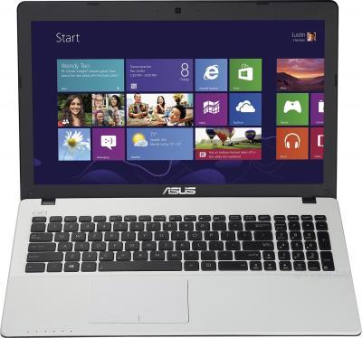 Ноутбук Asus X552EA-SX008H - фронтальный вид