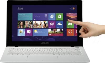 Ноутбук Asus X200MA-CT035H - фронтальный вид