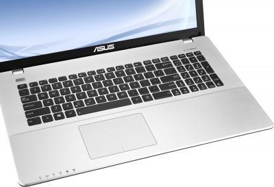 Ноутбук Asus K750JA-TY005H - клавиатура