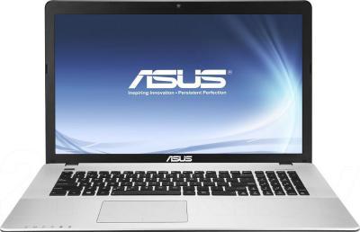 Ноутбук Asus K750JA-TY005H - фронтальный вид