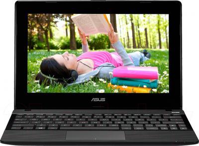 Ноутбук Asus X102BA-DF022H - фронтальный вид