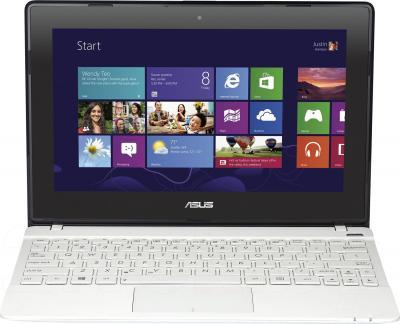 Ноутбук Asus X102BA-DF024H - фронтальный вид