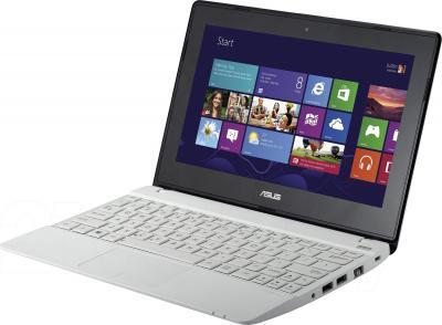 Ноутбук Asus X102BA-DF024H - общий вид