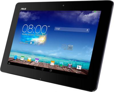 Планшет Asus Transformer Pad TF701T-1B026A 32GB Dock - вполоборота