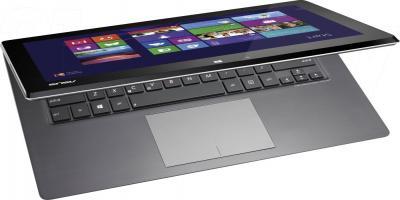 Ноутбук Asus TAICHI 31-CX018H - общий вид, второй экран