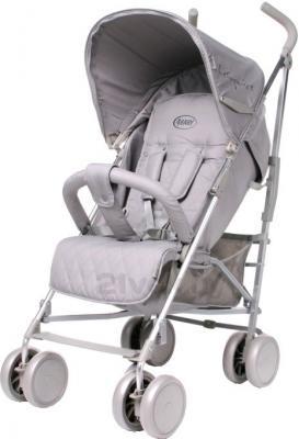 Детская прогулочная коляска 4Baby Le Caprice (серый) - общий вид