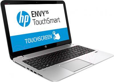 Ноутбук HP ENVY TouchSmart 15-j151sr (F7S85EA) - общий вид