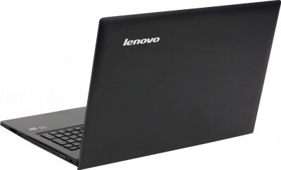 Ноутбук Lenovo IdeaPad G505s (59410885) - вид сзади