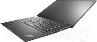 Ноутбук Lenovo ThinkPad X1 Carbon (20A7004HRT) - вид сбоку