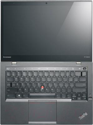 Ноутбук Lenovo ThinkPad X1 Carbon (20A7004HRT) - вид сверху