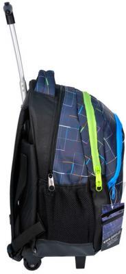 Рюкзак-чемодан Paso 81-997B - вид сбоку