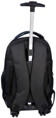 Рюкзак-чемодан Paso 81-997B - вид сзади