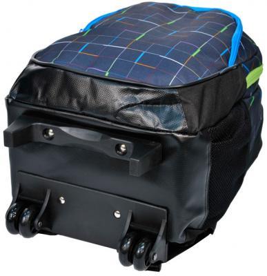 Рюкзак-чемодан Paso 81-997B - вид снизу