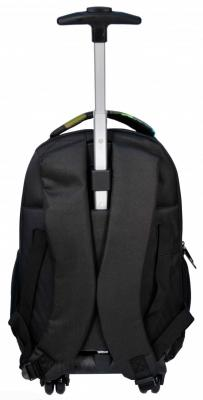 Рюкзак-чемодан Paso 81-997C - вид сзади