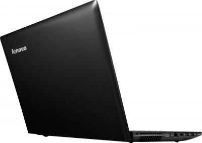 Ноутбук Lenovo IdeaPad G510 (59405617) - вид сзади